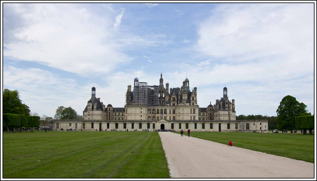Le château de Chambord - Page 2 K5A16659