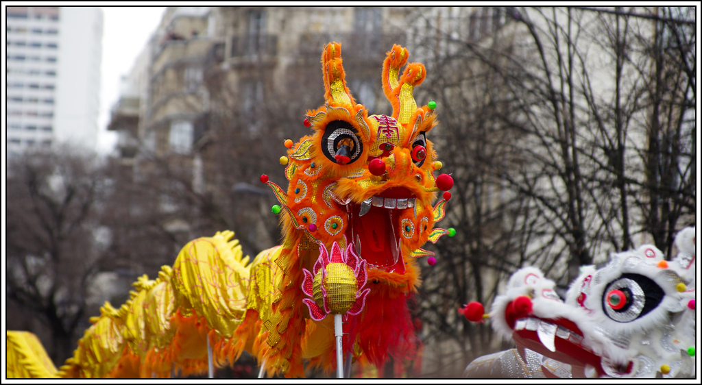 Nouvel An Chinois K5002432